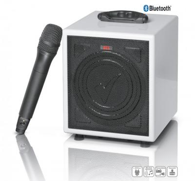 Bild 1 von SCHOOL CUBE 500, 50 W, inkl. Bluetooth-CD-Player  / () Set 1 Basis, Cover